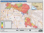 Wildfire History Maps on placer fire map, orlando fire map, alpine county fire map, carmel valley fire map, fallbrook fire map, bernardo fire map, cajon fire map, baltimore fire map, lakeside fire map, 2014 san diego fire map, trinity county fire map, mohave fire map, rancho cucamonga fire map, chula vista fire map, burney fire map, austin fire map, ukiah fire map, monterey fire map, la habra fire map, antioch fire map,